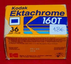 EKTACHROME 160 T